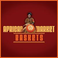 African Market Baskets