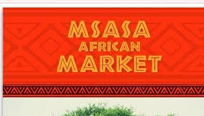 Msasa African Market 2019